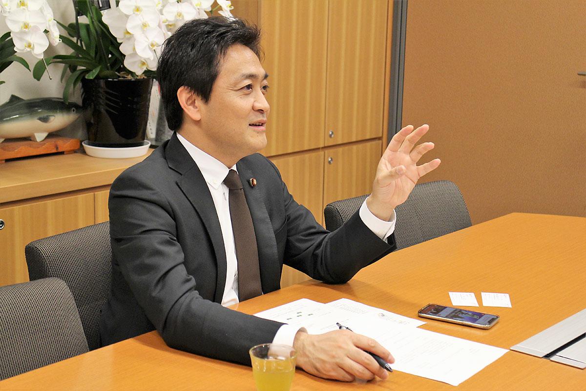 玉木雄一郎 国民民主党代表