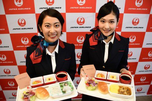 JAL客室乗務員