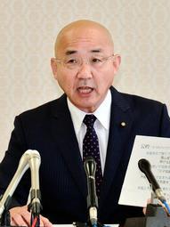 篠山市議が立候補を正式表明 篠山市長選