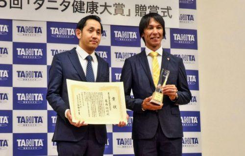 谷田社長(左)と生年月日まで同じの葛西。たゆまぬ努力と進化を恐れない姿勢も2人の共通項だ
