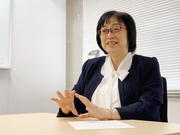 株式会社グリーン・シップの田中明子社長