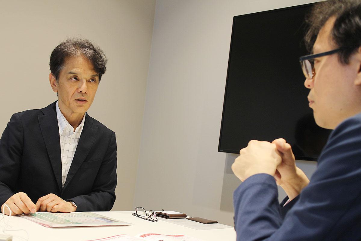 日本財団の竹村利道さん