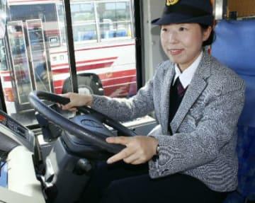 バス運転士、人材確保へ 各社あの手この手