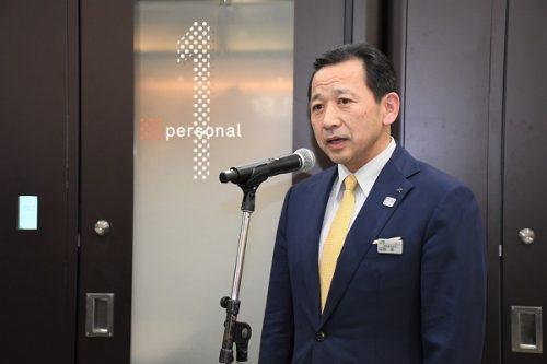 JR東日本事業創造本部の表輝幸副本部長
