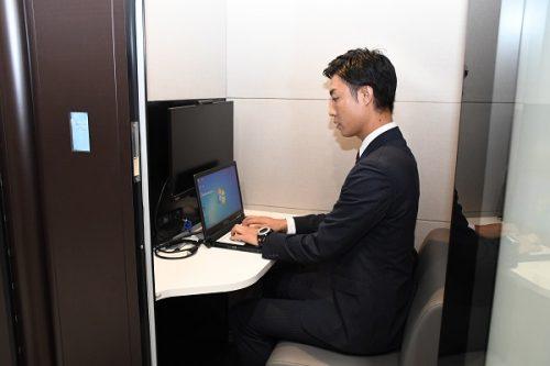 駅ナカ等におけるシェアオフィス「STATION WORK」4