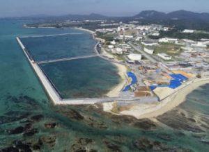 沖縄県民投票、2月で調整 辺野古移設の賛否問う