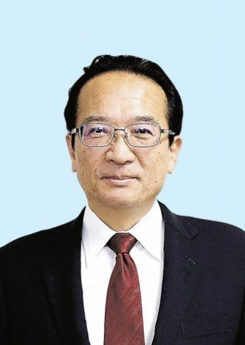 渕上隆信敦賀市長、再選へ出馬表明