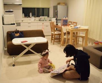 母子家庭の支援に特化 職住接近で自立も促す 流山・シェアハウス