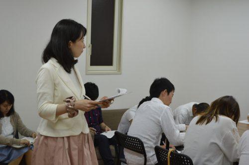 『ジブンgotoプロジェクト』を一緒に立ち上げた松本有里さん(予防医学を志す薬剤師)