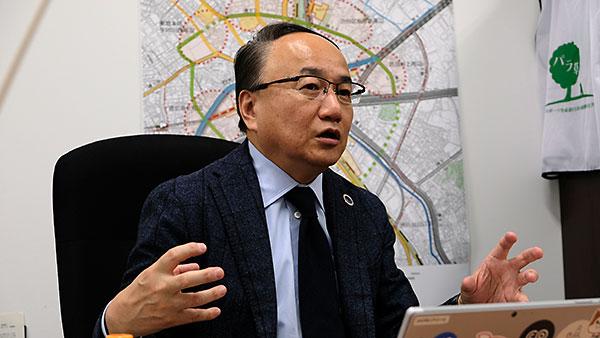 澤田副区長