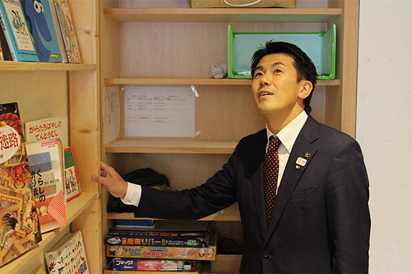 菅原文仁 戸田市長