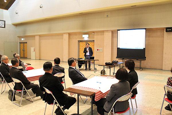 浦幌町議会 議員×モニター合同研修会