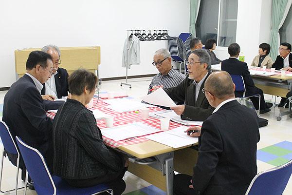 浦幌町議会 モニター会議