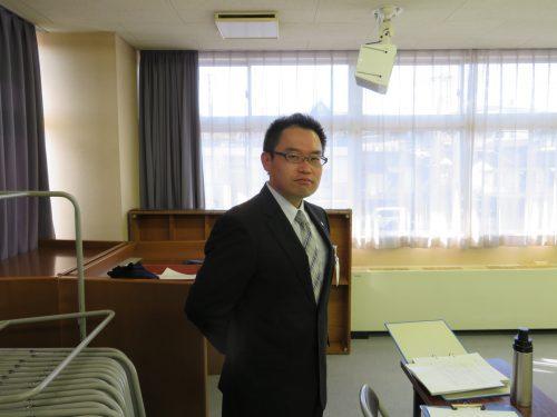 1期生の小林寛之さん