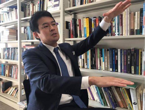 田中研之輔氏