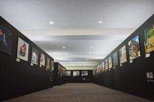 日本財団「スポーツの力」写真展~渋谷区役所にて、4月25日まで開催中