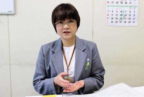 江戸川区健康部 菊池佳子副参事