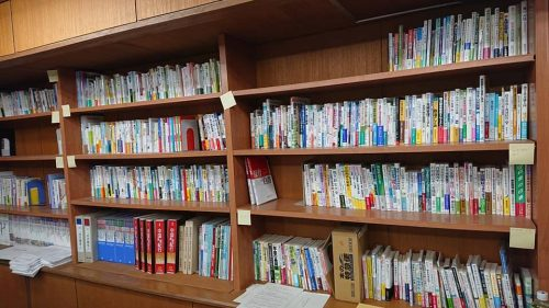 柴田町の議会図書室