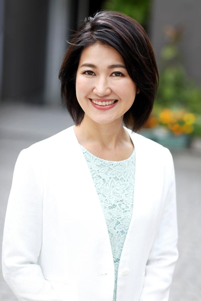 江東区議会議員 鈴木綾子(第14回マニ大副実行委員長)