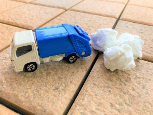 ごみ収集車