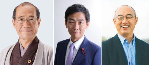 京都市長選2020候補者