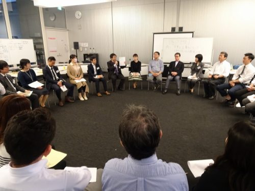 2018年度人材マネジメント部会第4回研究会の様子6
