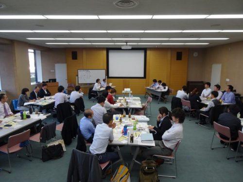 2018年度人材マネジメント部会第4回研究会の様子2