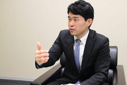 日本財団の本山勝寛氏