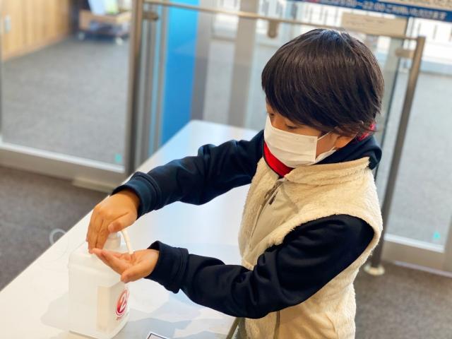 新型コロナウイルス対策、「している」が7割超