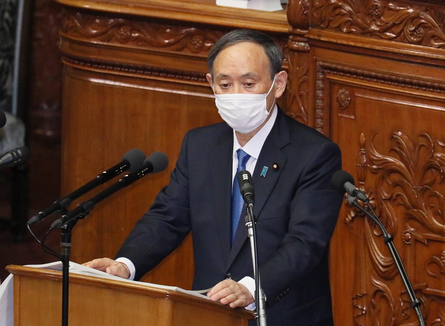 菅内閣で関心のある政策、「新型コロナ対策」が過半数