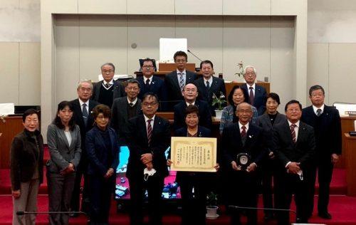 柴田町議会議員の皆さん