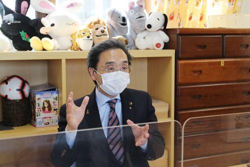 永松悟 市長