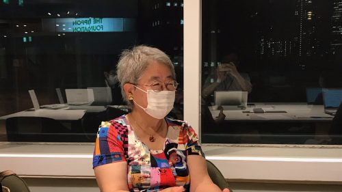日本子ども虐待防止学会 奥山眞紀子理事長